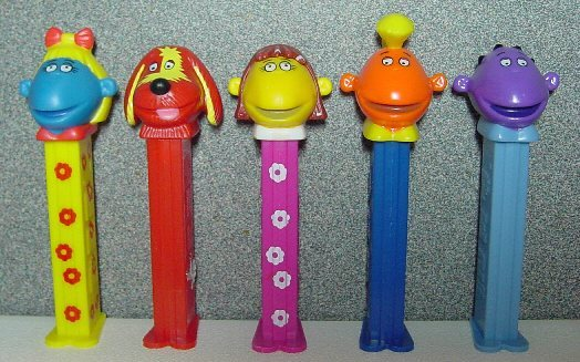 Tweenies The Pezt